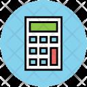 Calculator Calc Calculation Icon