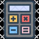 Seo Calculator Calculation Icon