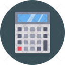Calculator Calculation Mathematics Icon
