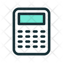 Accounting Calculator Math Icon