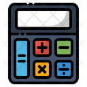 Calculation Calculator Education Icon