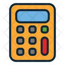 Calculator Calculate Accounting Icon