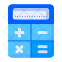 Calculator Math Calc Icon