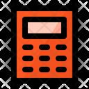 Calculator Calculation Bussines Icon