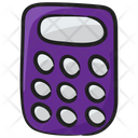 Calculator Number Cruncher Calc Icon