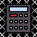 Calculator Accounting Cost Icon