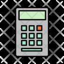 Calculator Calculate Mathematics Icon
