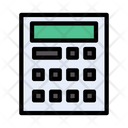 Calculator Accounting Finance Icon