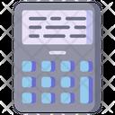 Calculator Accounting Calculation Icon