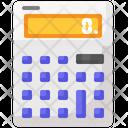 Calculator Maths Tax Icon