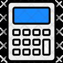 Calculator Adder Adding Machine Icon