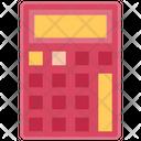 Calculator Calculation Count Icon