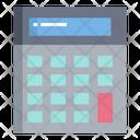 Artboard Calculator Calculating Device Icon