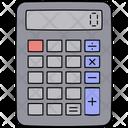 Calculator Mathematics Math Icon