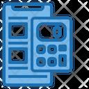Smartphone Calculator Tools Account Icon