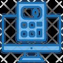 Computing Calculator Tools Account Icon
