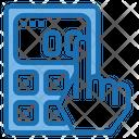 Activity Calculator Tools Account Icon