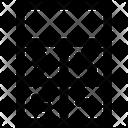 Calculator Machine Math Icon