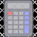 Calculator Math Mathematics Icon