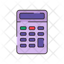 Calculator Ecommerce Accounting Icon