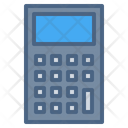 Calculator Accounting Learn Icon