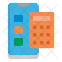 Calculator Math Technology Icon