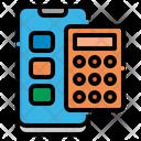 Calculator Math Technology Icon