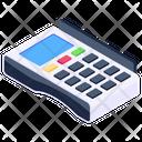 Calculator Adding Machine Electronic Calculator Icon