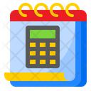 Calculator Accounting Day Icon