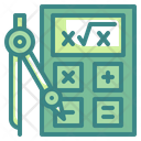 Calculator Maths Education Icon