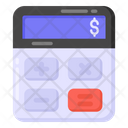 Adding Machine Calculator Estimator Icon