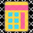 Icon Calculation Abstract Primitive Icon
