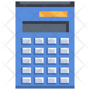 Calculator Mathematics Accounting Icon