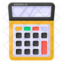 Adding Machine Totalizer Calculator Icon
