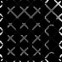 Calculator Mathematics Electronic Icon