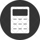 Calculator Adding Machine Addition Icon