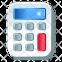 Calculating Device Calculator Reckoner Icon