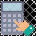 Calculator Calculation Calculate Icon