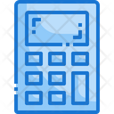 Calculator Education Maths Icon