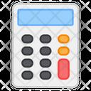 Calculator Calculating Device Adder Icon