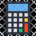 Calculator Cruncher Arithmetic Icon