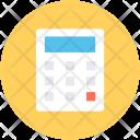 Calculator Calculation Maths Icon