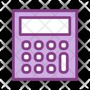 Calculator Math Functions Icon