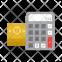Calculator Operation Calc Icon