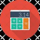 Calculator Ecommerce Online Icon