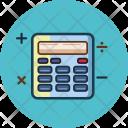 Calculator Business Marketing Icon