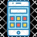 Calculator Iphone Device Icon
