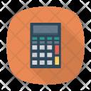 Business Calculator Finance Icon