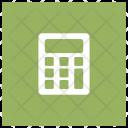 Calculator Math Banking Icon