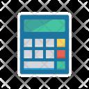 Calculator Budget Mathematics Icon